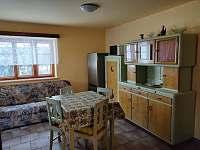 Velký apartmán - kuchyň - chalupa ubytování Kořenov - Horní Polubný