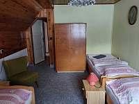 Velký apartmán - ložnice 2 - pronájem chalupy Kořenov - Horní Polubný