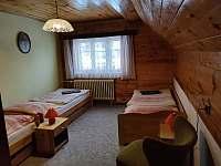 Velký apartmán - ložnice 2 - Kořenov - Horní Polubný