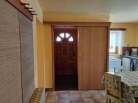 Velký apartmán - předsíň - chalupa k pronájmu Kořenov - Horní Polubný