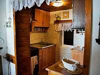 CHata dame mature kuchyně - pronájem Světlá pod Ještědem - Dolení Paseky