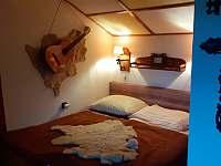 CHata dame mature ložnice 1 - Světlá pod Ještědem - Dolení Paseky