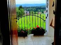 CHata dame mature veranda s výhledem do kraje - Světlá pod Ještědem - Dolení Paseky