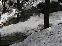 Desenské vodopády - Desná v Jizerských horách