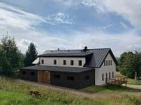 Chata Sokolská - pronájem Desná