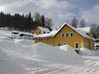 Apartmán na horách - dovolená Vodní nádrž Mšeno rekreace Janov nad Nisou