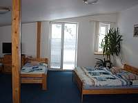 Čtyřlůžkový apartmán (jednopokojový) - APC - Janov nad Nisou