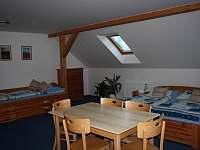 Dvou (resp. třílůžkový) apartmán - APB - Janov nad Nisou