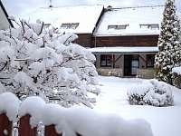 ubytování Velké Hamry v rodinném domě