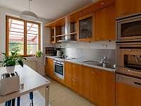 Kuchyň - rekreační dům ubytování Liberec