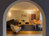 Obývák - rekreační dům k pronajmutí Liberec