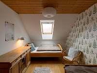 Pokoj č.1 - pronájem rekreačního domu Liberec