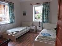 apartmán 1 - ložnice - chalupa k pronajmutí Lázně Libverda