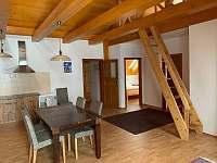 Apartmán č.3 - obývací místnost - Lázně Libverda