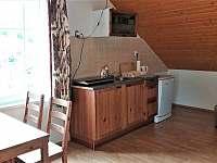 apartmán č.4 - kuchyňský kout - Lázně Libverda