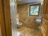 koupelna pokoje č. 10 - Josefův Důl