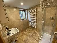 koupelna pokoje č. 12 - Josefův Důl