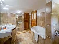 koupelna - Oldřichov v Hájích