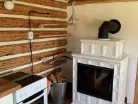 Kuchyně - chata k pronájmu Paseky nad Jizerou