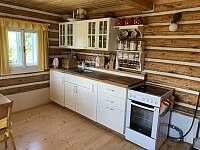 Kuchyně - Paseky nad Jizerou