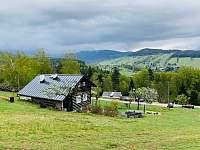 Roubenka Čijojác - Paseky nad Jizerou
