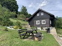 Roubenka Čijojác - chata ubytování Paseky nad Jizerou