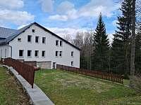 Chata ubytování v obci Čikvásky