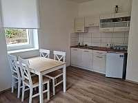 Kuchyňský kout A10 - chata k pronájmu Smržovka