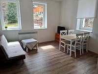 Obývací pokoj A10 - chata ubytování Smržovka