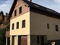 Chalupa Kopperovka Žďár - chata ubytování Tanvald - Žďár