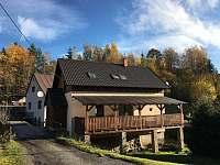 Chalupa Kopperovka II - chata k pronájmu - 3 Tanvald - Žďár