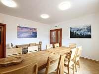 společenská místnost - pronájem apartmánu Liberec