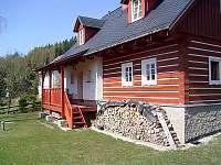 ubytování Albrechtice v Jizerských horách na chalupě k pronájmu