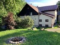 Chata k pronájmu - dovolená v Jizerských horách