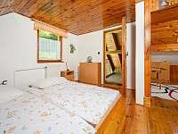 Ložnice se dvěma postelemi - Jiříčkov