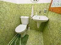 Samostatné WC - Jiříčkov