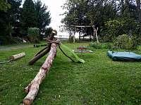 Klouzačka - pronájem chalupy Janovice v Podještědí
