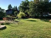 Oplocena zahrada - Bílý Potok pod Smrkem