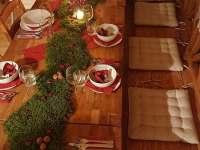 Stědrovečerní večeře pro 14 osob - Bílý Potok pod Smrkem