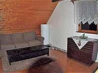 Galerie v podkroví - chata ubytování Nová Ves nad Nisou