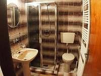 Koupelna - chata k pronájmu Nová Ves nad Nisou