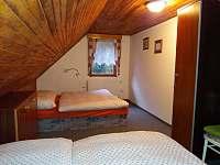 Ložnice 1 - chata k pronájmu Nová Ves nad Nisou
