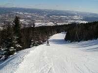 sjezdovka Liberec - Hoření Paseky