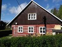 ubytování Albrechtice v Jizerských horách Chalupa k pronájmu