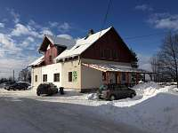 ubytování Ski areál Šachty Vysoké nad Jizerou Penzion na horách - Kořenov