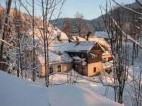 Dolní Maxov, Josefův Důl - penzion na horách - 8