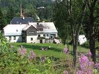 ubytování Lyžařský areál Tanvaldský Špičák v penzionu na horách - Dolní Maxov, Josefův Důl