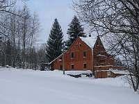 Chata na sjezdovce Dolní Maxov - Josefův Důl - Dolní Maxov