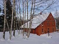 Chata k pronájmu - zimní dovolená Josefův Důl - Dolní Maxov