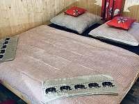 Dvoulůžkový pokoj č.2 - pronájem chaty Josefův Důl - Dolní Maxov
